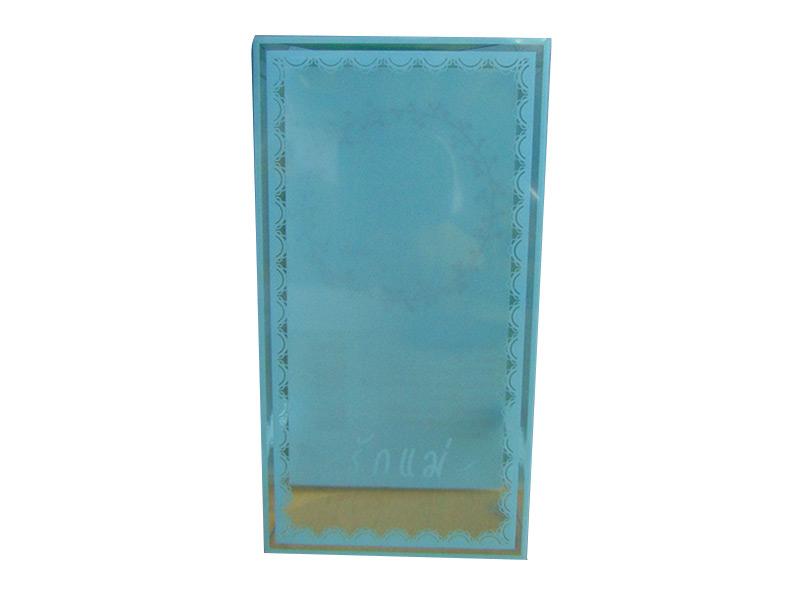 Silk Screen ซองพลาสติก สกรีนลาย